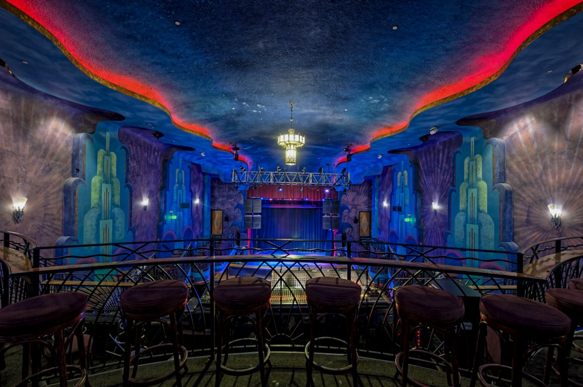 The Gothic Theatre Photo Gallery